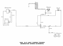generator wiring diagram and electrical schematics   how to    generator wiring schematic diagrams of ford b f and t
