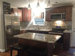Titanium Granite Kitchen New Azul Aran Granite Kitchen Project Details And Pictures