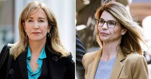 Lori Loughlin 'Processing' Felicity Huffman's Sentence: Source ...