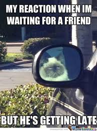 I'm Waiting... Memes. Best Collection of Funny I'm Waiting... Pictures via Relatably.com