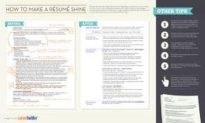 how to make a r eacute sum eacute shine ly how to make a reacutesumeacute shine infographic