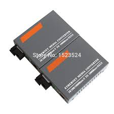<b>1 Pair</b> HTB GS 03 A/B Gigabit <b>Fiber Optical</b> Media Converter ...