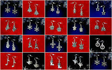 <b>Snowflake</b> Earrings for sale | eBay