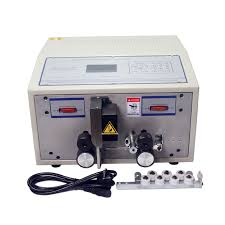 High Quality <b>Swt508c</b> Wire Stripping Machine Automatic Wire ...