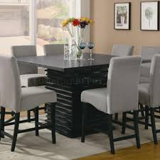 Tall Dining Room Table And Chairs Astonishing Counter Height Dining Room Table Sets Image Cragfont