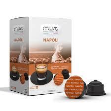 Купить <b>Кофе в капсулах</b> DG <b>Napoli</b> Dolce Gusto, 16 шт., Must в ...