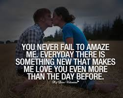 Group of: You never fail to amaze me - Picture Quotes | We Heart It