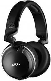 <b>Наушники AKG K182 Black</b> (3103H00030) – купить в интернет ...