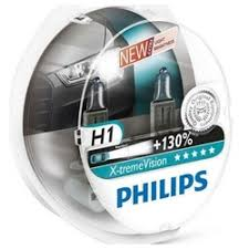 «Отзывы Галогенная <b>лампа Philips</b> H1 <b>X</b>-<b>Treme</b> Vision 2шт ...