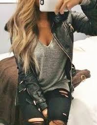 75 Best <b>Leather</b> images in 2019 | Jackets, <b>Leather</b> jackets, Feminine ...