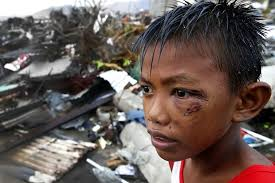 Tony Bonnici. Last updated at 12:07PM, November 10 2013. Estimates of the numbers killed in the Philippines by the superstorm Haiyan jumped sharply today ... - 141199051_boy_474386c