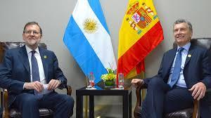 Resultado de imagen para Mauricio Macri y Mariano Rajoy apuestan a un acuerdo estratégico para colocar a Iberoamérica en el centro del tablero mundial