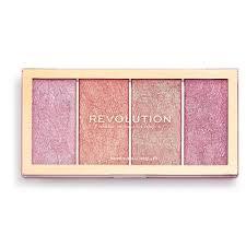 Revolution Makeup <b>Палетка румян Vintage Lace</b> Blush Palette ...