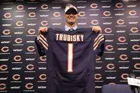 Why the Chicago Bears drafted Mitch Trubisky over Patrick ...