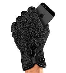 Mujjo выпустила теплые <b>двухслойные перчатки для</b> сенсорных ...