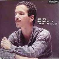 <b>Keith Jarrett</b> - <b>Last</b> Solo (1987, Laserdisc) | Discogs