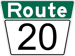 Winnipeg route 20
