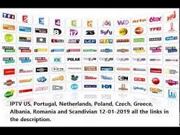 <b>IPTV</b> US, Portugal, Netherlands, <b>Poland</b>, <b>Czech</b>, Greece, Albania ...