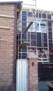 Монтаж фасадных <b>панелей</b>. Дом Сайдинга