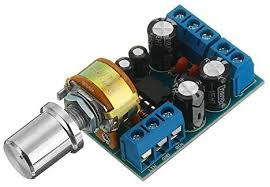 ILS - <b>TDA2822M 1Wx2 Dual Channel</b> Audio Amplifier Stereo ...