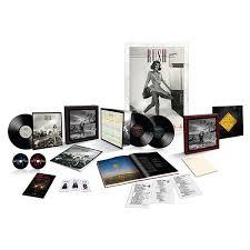 <b>Rush</b>: <b>Permanent Waves</b>: 40th Anniversary Super Deluxe Box Set