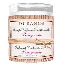 Durance <b>Ароматическая свеча</b> «Гранат» ручной работы ...