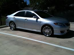 2010 Toyota Camry Se Andaluz 2010 Toyota Camryse Specs Photos Modification Info At