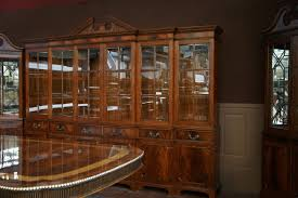 dining room sets china cabinet