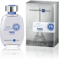 <b>Mandarina Duck Let'S Travel</b> To Paris 100 ml: Amazon.co.uk: Beauty