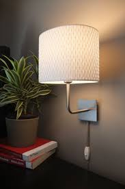 wall mounted ikea lamps are an easy way to add light in a room without bedroom lighting ikea