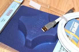 <b>Supra USB</b> 2.0 A-B Blue обзор | ЗВУКОМАНИЯ