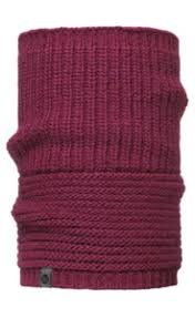 <b>Шарф BUFF Knitted</b> COLLAR GRIBLING RED PLUM 1234.516 ...