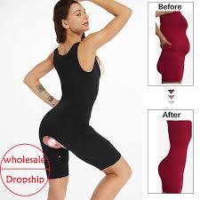 Slimming underwear <b>body shaper women</b> waist trainer tummy ...