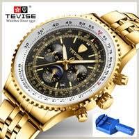<b>Tevise Men</b> Mechanical <b>Watch</b>