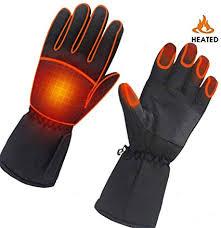 Men's Gloves & Mittens <b>Electric Heated Gloves</b> Warmer Hands 2 ...