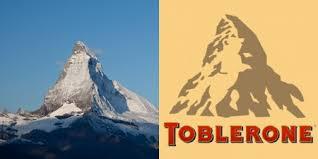 Resultado de imagem para Zermatt toblerone