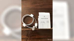 <b>Кабель Apple Dock</b> Connector для iPod/iPhone/iPad купить в ...