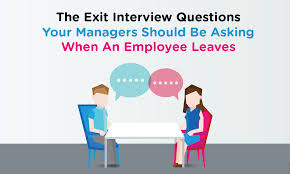 the exit interview questions your managers should be asking when exit interview questions