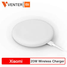 Original <b>Xiaomi</b> Wireless Charger <b>20W Max</b> For <b>Mi</b> 9 (<b>20W</b>) MIX 2S ...