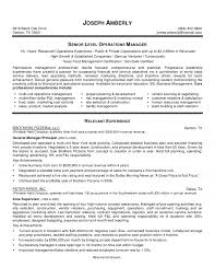 sample resume for restaurant general manager example resume cv sample resume for restaurant general manager restaurant general manager job description sample resume formatting resume ideas