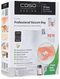 <b>CASO</b> VC 20х30 <b>пакеты</b> для <b>вакуумного</b> упаковщика, 50 шт ...