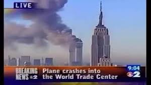 9 11 World Trade Center Attack LIVE News x264 - YouTube