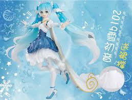 <b>New 2019 Vocaloid</b> Hatsune <b>Miku</b> Cosplay Costume Snow <b>Miku</b> ...