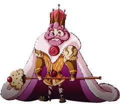 Image result for king kandy candyland original character