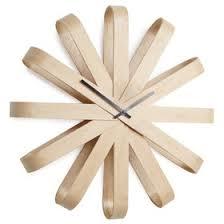 <b>Часы настенные Ribbon</b>, дерево (2844016) - Купить по цене от 6 ...