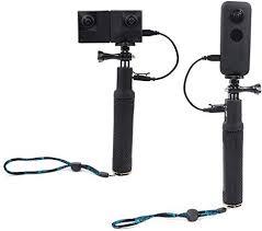 Festnight <b>STARTRC</b> Selfie Stick <b>Portable</b> Charger Hand Grip Mobile ...