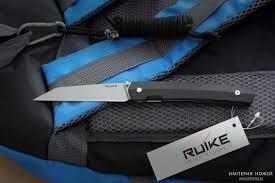 <b>Нож P865</b>-<b>B Ruike</b> - купить <b>P865</b>-<b>B</b> за 3600 рублей с доставкой по ...