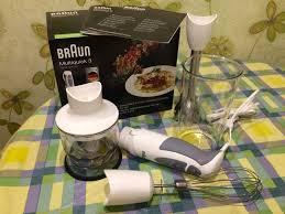 Обзор от покупателя на <b>Блендер Braun MQ 325</b> Spaghetti ...
