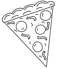 Small Picture pizza party coloring pages gianfredanet 41176 Gianfredanet
