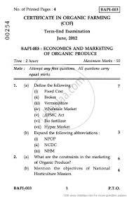 agriculture essay organic farming essay